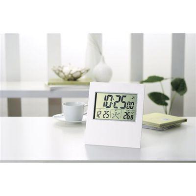 リビング電波時計(置き掛け兼用)【数量限定】の商品画像4枚目