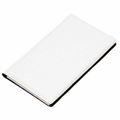 手帳型付箋セット (白)