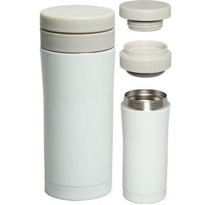ステンレスボトル 350ml (ホワイト)