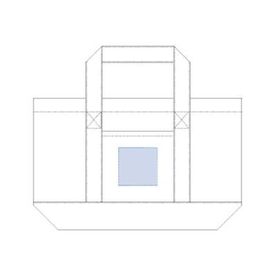 デニムライントート:インディゴの商品画像3枚目
