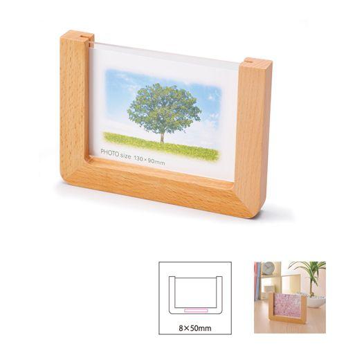 【特価】木枠フォトフレーム|BA125