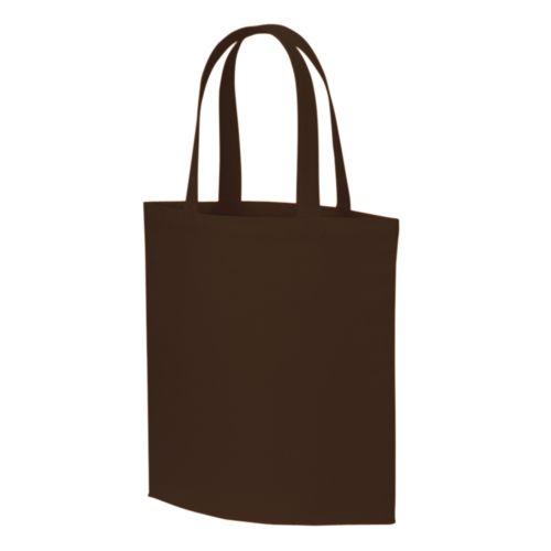 ライトキャンバスバッグ(L):ブラウン