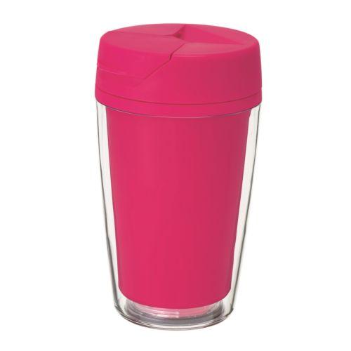 カスタムデザインタンブラーFC350ml:ピンク