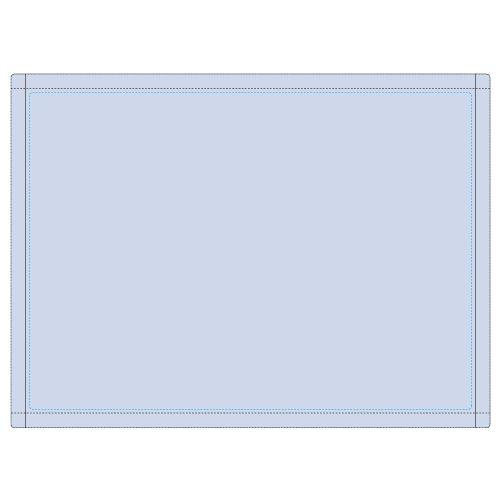 ソフトタッチブランケット(M):ホワイトの商品画像3枚目