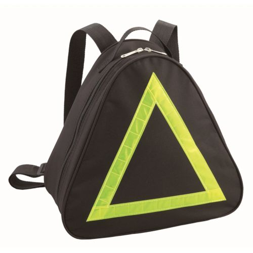 両リュック・ピラミッド型バッグ(反射テープ付きピラミッド型バッグ)【名入れ短納期可能】