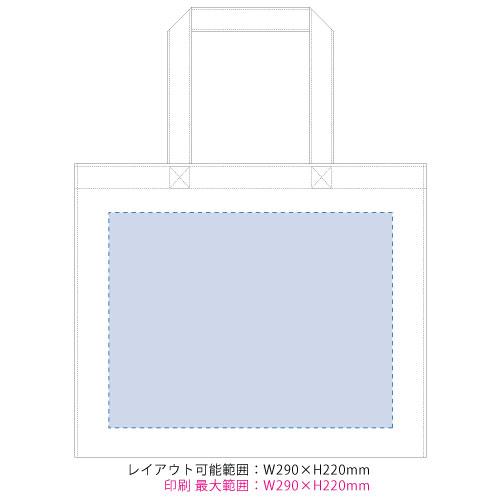 ユーティリティバッグコンビ(L)ワイド2:ブラウンの商品画像3枚目