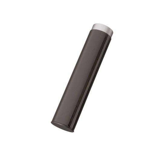 スリムボトルUV折りたたみ傘:ブラック×ブラック