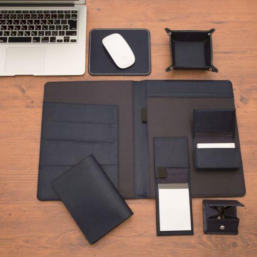 レザーブックカバー:リアルブラックの商品画像4枚目