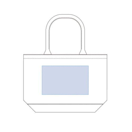 ウォッシュキャンバスパイプハンドルトート(M):ブラックの商品画像3枚目