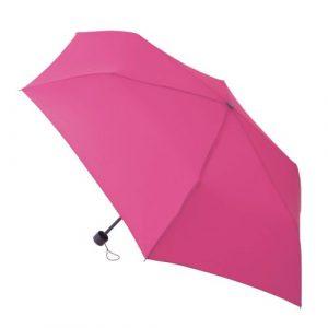 スタンダードUV折りたたみ傘:ピンク A14-TS-1144-030