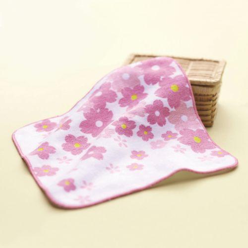 桜ハンドタオル:19A0272