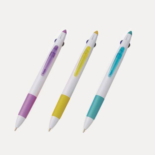 3色ボールペン:19A4075