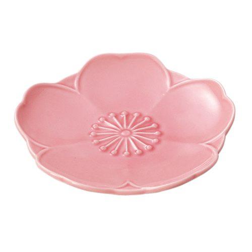 咲楽 はな咲く小皿二枚組の商品画像2枚目