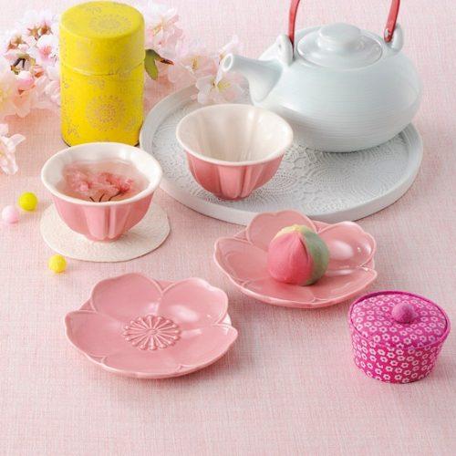 咲楽 はな咲く小皿二枚組の商品画像4枚目