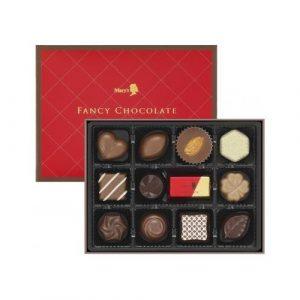 メリーチョコレート ファンシーチョコレート12個|A12-2474305