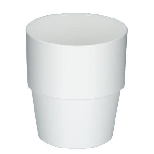 【別注】フルカラー対応R-PETスタッキングカップ(285ml)(白)