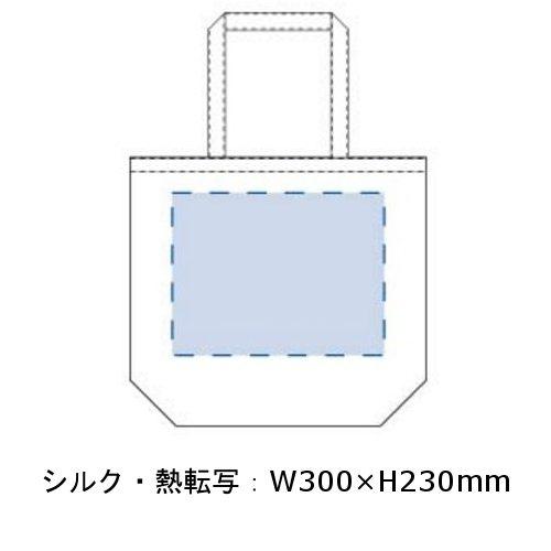 ポリキャンバストート(L) ver.2:ブラックの商品画像3枚目