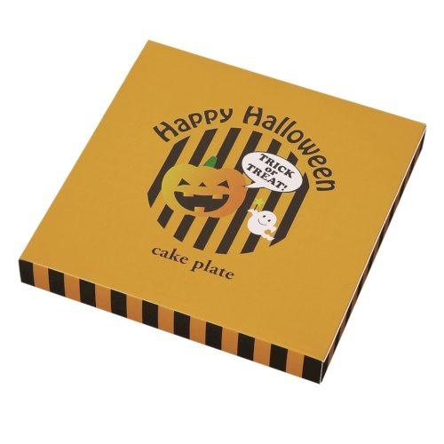 ハロウィン・ケーキ皿:21B0253の商品画像2枚目