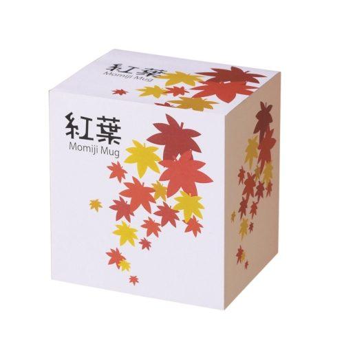 【特価】マグカップ〈紅葉〉:21BT6252の商品画像2枚目