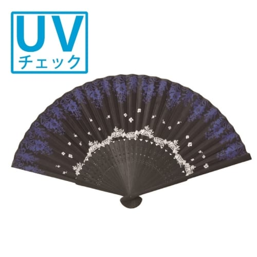 ロイヤルレース UV扇子