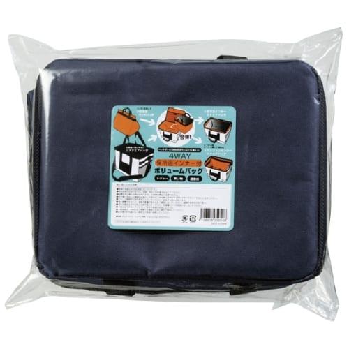 4WAY保冷温インナー付ボリュームバッグの商品画像2枚目