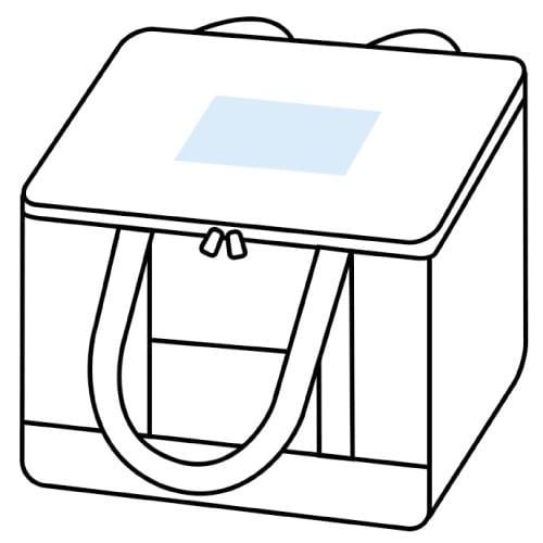 4WAY保冷温インナー付ボリュームバッグの商品画像3枚目