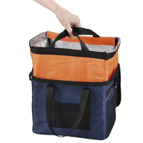 4WAY保冷温インナー付ボリュームバッグの商品画像4枚目