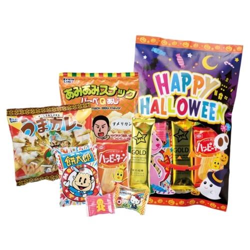 ハロウィンお菓子7点詰合せ