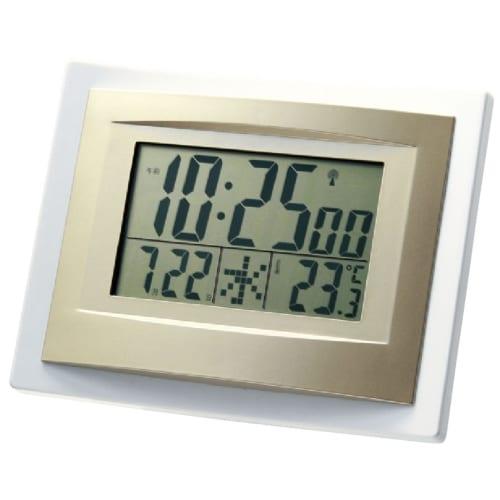 スタイリッシュ インテリア電波時計の商品画像2枚目