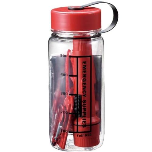 防災対策ボトル5点セットの商品画像2枚目