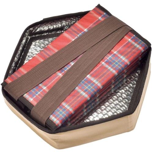 座れて便利!レジャー保冷温バッグの商品画像3枚目