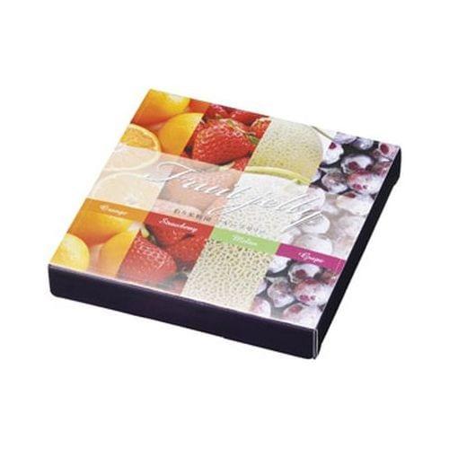 彩り果樹園フルーツゼリー4個入の商品画像3枚目