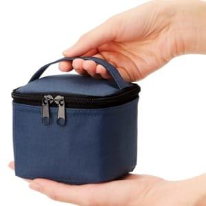 ミニキューブ保冷温バッグ 1個|A12-2321160
