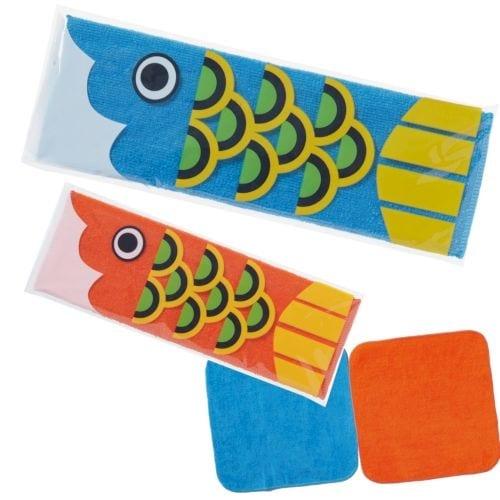 鯉のぼりハンドタオル:19A4477