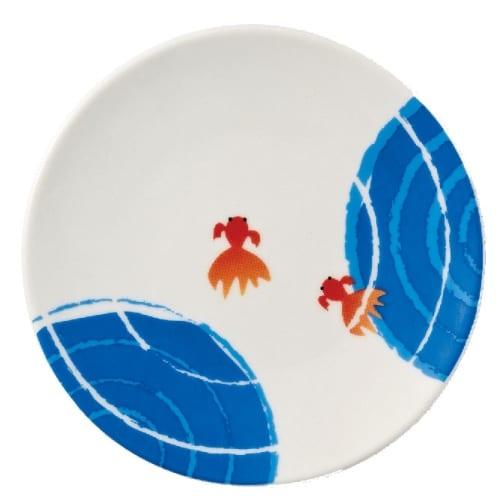 金魚銘ー皿:19A0871の商品画像3枚目