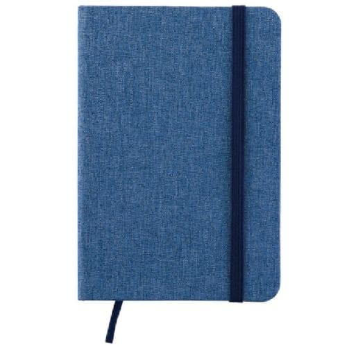 ファブリックノートブック(ブルー)◆の商品画像5枚目