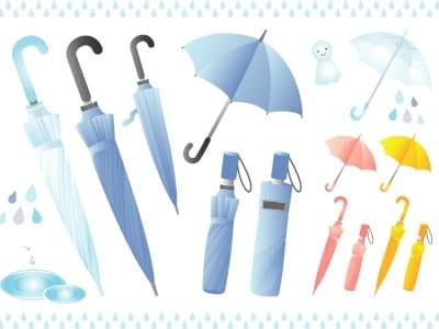 傘あれこれ