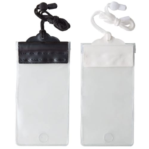 モバイル防水ポーチ(B&W)【名入れ短納期可能】の商品画像4枚目
