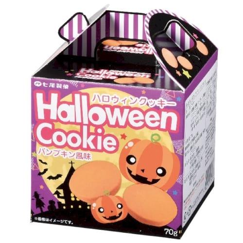 ハロウィンスイーツ パンプキン風味クッキーの商品画像2枚目