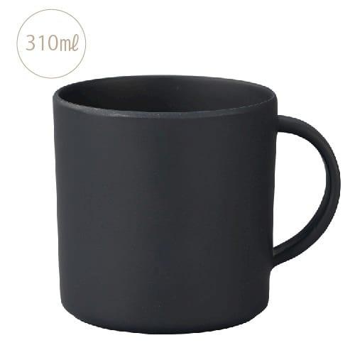 バンブーマグカップ:ブラック
