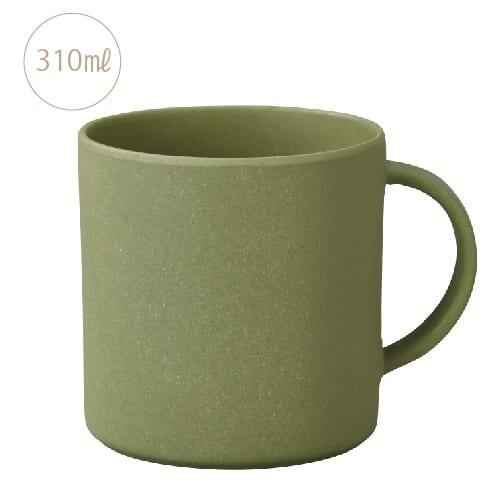 バンブーマグカップ:カーキ