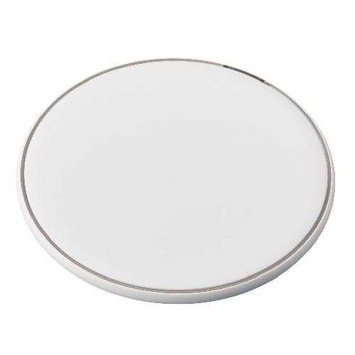 ワイヤレス充電器 ラージパッド:ホワイト