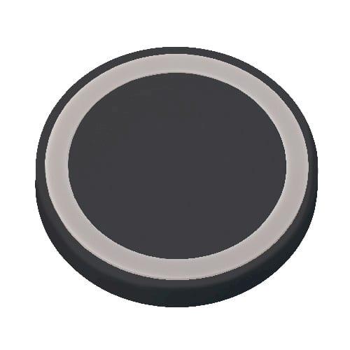 ワイヤレス充電器 ミニパッド:ブラック