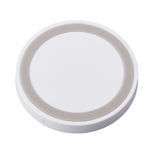 ワイヤレス充電器 ミニパッド:ホワイト
