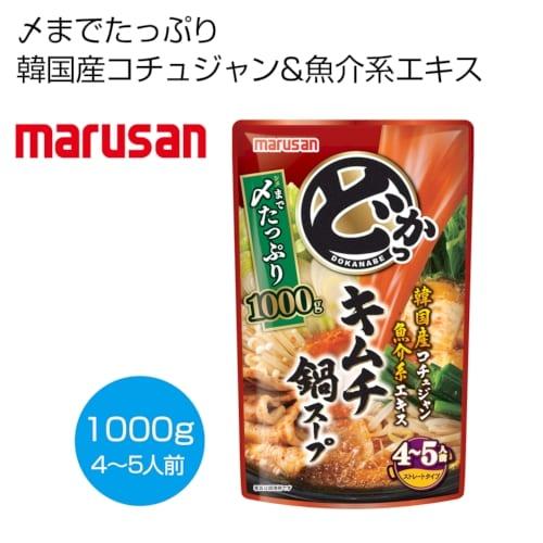 どかっ鍋 キムチ鍋スープ1000g