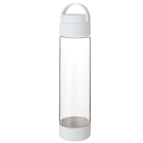 ハンドル付クリアボトル 550ml:ホワイト