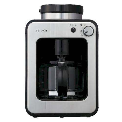 siroca 全自動コーヒーメーカー(ガラスサーバー)の商品画像4枚目
