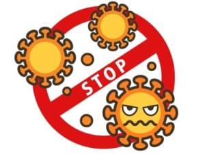 ウイルスの画像