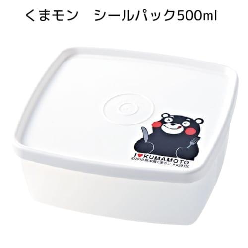くまモン シールパック500ml