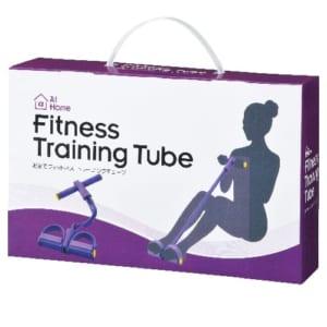 お家でフィットネス トレーニングチューブ